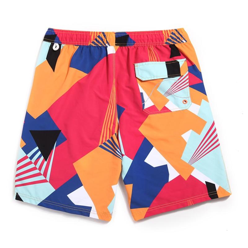 Gailang Brand pantallona të shkurtra meshkuj plazhet e burrave - Veshje për meshkuj - Foto 2