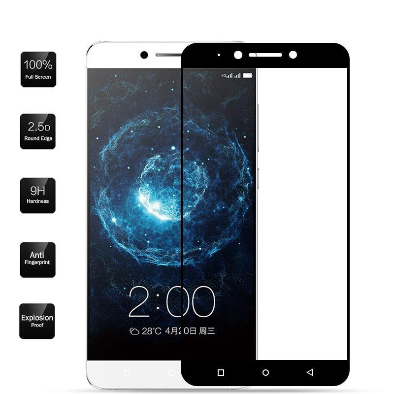 0.26 мм Полный Экран Из Закаленного Стекла Пленка Для Пусть V LeEco Le pro 3 Стекла Протектор Экрана защитные на Le 3 pro Заставки 9 H твердость
