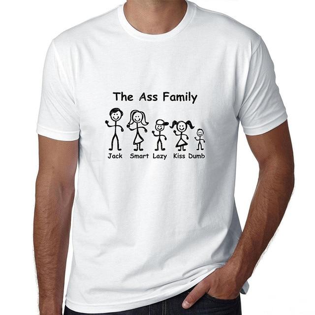 Ass family t shirt