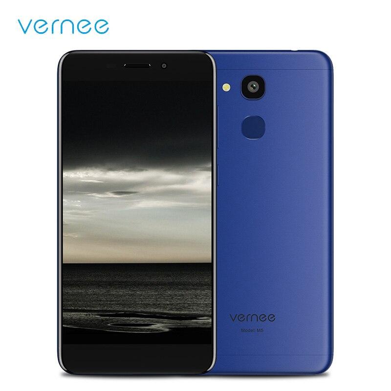 In Stock Vernee M5 4G LTE Mobile Phone Fingerprint Android 7 0 MTK6750 Octa Core 4G