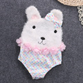 Easter Clothing Set for Newborns Lovely Bunny Infant Jumpsuit Romper Cartoon Rabbit Cotton Baby Girl Clothes Toddler Outfits