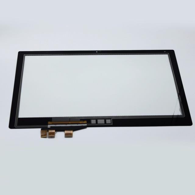 """Original 15.6 """"para MEDION Lifetab Akoya S6214t MD99380 Pantalla LCD Panel de la Pantalla Táctil Capacitiva de la Tableta Digitalizador Del Sensor de Cristal"""