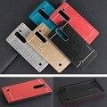 Luxo metal casos para lg magna c90 h520n h502f h500f capa para lg caso para lg g4c g4 mini alumínio + pc de volta caso capa telefone