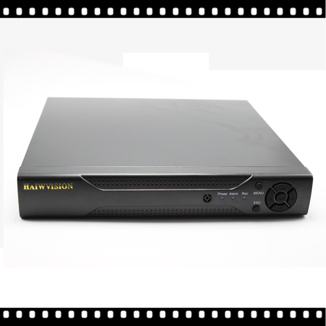Multifunctional 4CH/8CH/16CH 1080N AHD-NH DVR Hybrid DVR/1080P NVR Video Recorder AHD DVR For AHD/Analog Camera IP Camera