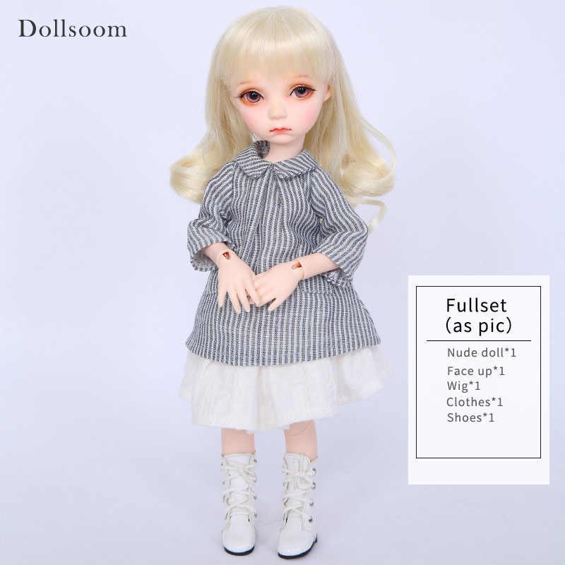 Imda 3.0 nicole fullset yosd 1/6 luts menina menino resina figuras modelo brinquedos para a menina aniversário natal melhor presente bjd