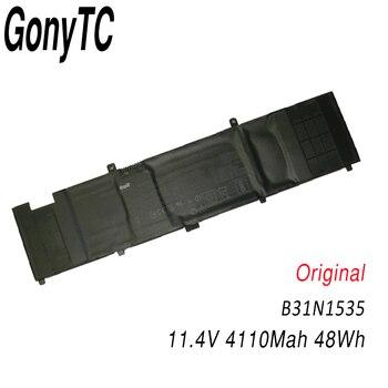 Original B31N1535 Laptop Battery For ASUS ZenBook UX310 UX310UA UX310UQ UX410 UX410UA UX410UQ U4000U U400UQ RX310U 11.4V 48WH
