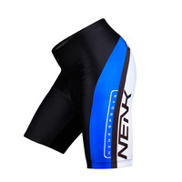 LANCE SOBIKE Original Men's Cycling Shorts Cooree Riding Bicycle Bike 3D Padded MTB shorts Coolmax Gel Shorts Fitness Blue / Red