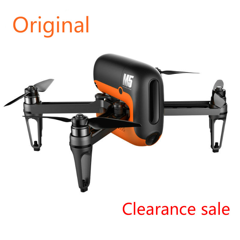 Brand NEW Wingsland M5 Brushless GPS WIFI FPV With 720P Camera RC Drone Quadcopter RTF 1PC Clearance Sale in Camera Drones from Consumer Electronics