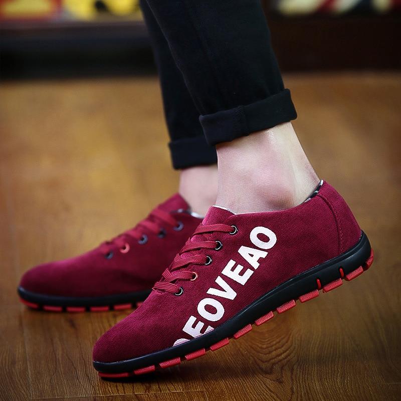 Lumière Nouveau 2018 Mode Taille Pression Chaussures 4 Plus Principale 2 Mâle 47 39 Plates 3 Hommes La Loisirs Casual Printemps 1 Automne rrSdwPq