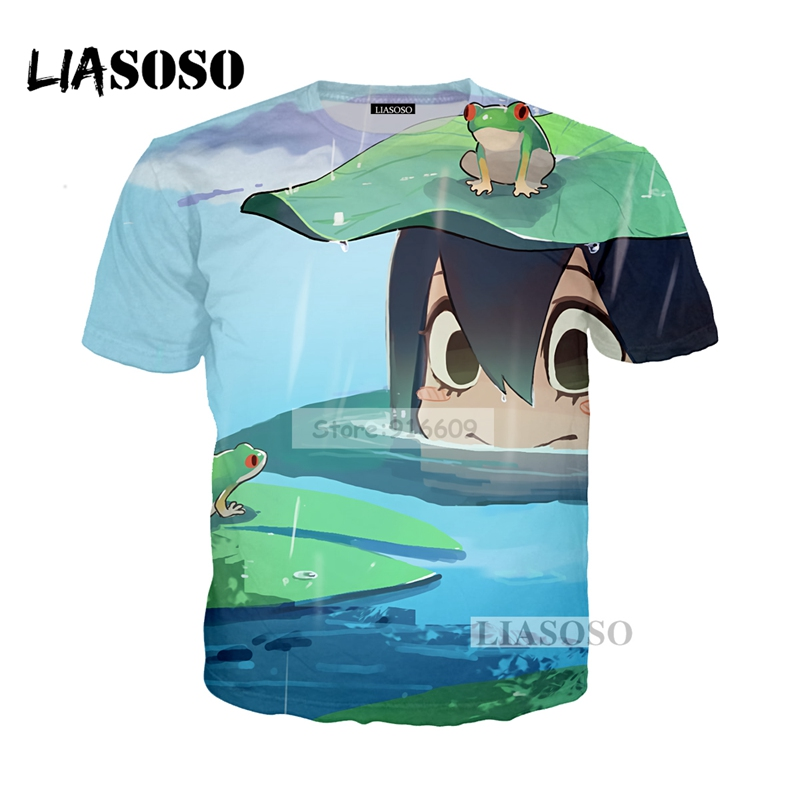 LIASOSO NEW Anime Boku No Hero My Hero Academia Cosplay Tees 3D Print t shirt/Hoodie/Sweatshirt Unisex Good Quality Tops G732