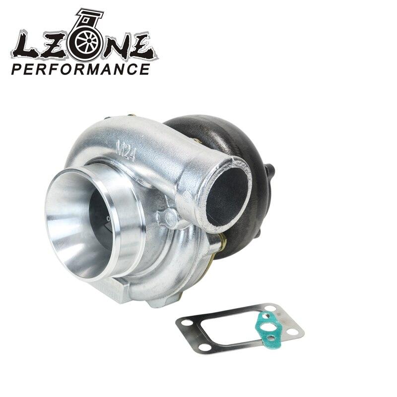 LZONE-GT3582 GT35 GT3582R T3 bride à eau 4 boulons turbocompresseur turbo compresseur A/R. 70 Turbine A/R. 1.06 JR-TURBO32-106