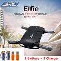 Jjrc h37 elfie dobrável mini rc drone com câmera selfie hd giroscópio wi-fi fpv rc dron helicóptero VS H36 H31 H8 mini X5SW X5SW-1 X5C
