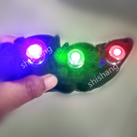 L850 Red green purple colors 3pcs laser heads laser gloves Disco dj party dance ballroom stage light costumes show wears props