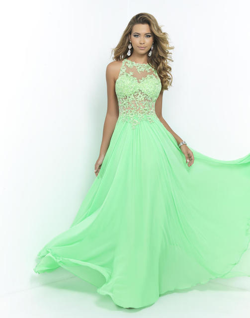 Long Elegant Prom Dresses