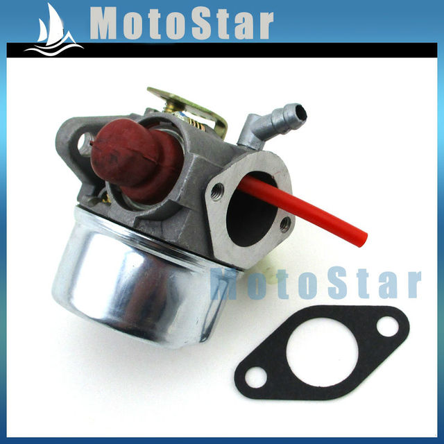 US $13 64 30% OFF|Carburetor For Tecumseh Engine Carb 6 6 25 6 5 6 75HP  Sears Craftsman MTD Yard Machine LEV100 LEV115 LEV120 640173 640174  640262-in