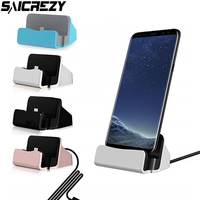 Fast charge desktop charger for samsung galaxy a10 a10e a20 a20e a30 a40 a40s a50 a60 a70 a80 a90 m10 m20 m30 m40 dock charing holder