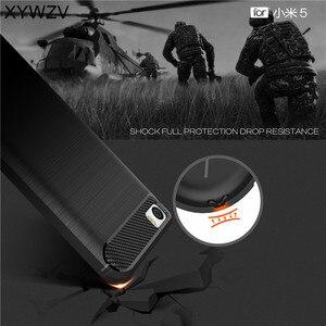 Image 5 - Funda para teléfono de goma suave de lujo a prueba de golpes Xiaomi mi 5 para Xiaomi mi 5 funda de silicona para Xiaomi funda mi 5