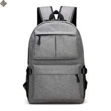 Brand Laptop Backpack Men's Travel Bags Women Multifunction Rucksack Waterproof Oxford Black Computer Backpacks For Teenager