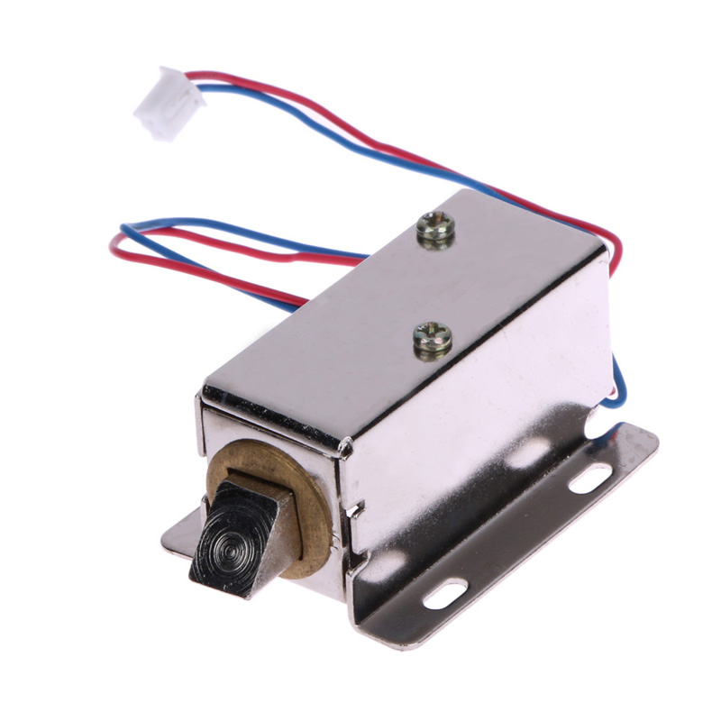 9 8mm font b Electronic b font Door Lock 12V font b Electronic b font Intelligent