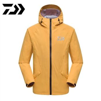 bajo precio moda atractiva retro 2020 nuevo Otoño e Invierno DAIWA Dawa chaqueta de pesca ropa de pesca al  aire libre abrigada chaqueta impermeable gruesa a prueba de viento >> Sport  ...