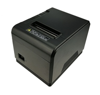 Groothandel pos printer Hoge kwaliteit 80mm thermische printer automatische snijmachine afdrukken snelheid Snelle geluidsarm printer