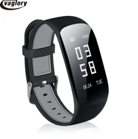 Smart Band Z17 HR OLED Screen Smart Wristbands Sports Bracelet with Heart Rate Monitor IP67 Life Waterproof Pedometer