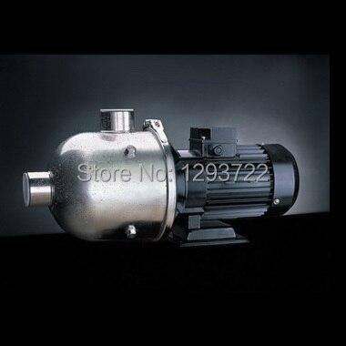 0.75KW 304 en acier inoxydable horizontale à plusieurs étages pompe/booster pompe/haute pression pompe à eau/pompe centrifuge À Plusieurs Étages