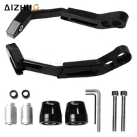 Motorcycle 7/8 22mm Handlebar Brake Clutch Levers Protector Guard for Aprilia RS 125 RS125 RSV4 Fairing kit RSV 1000 Tuono
