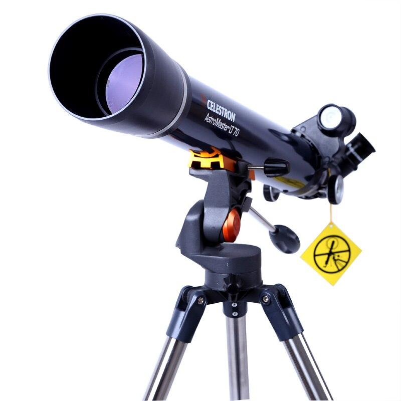 Professionnel PowerSeeker 60AZ Télescope Astronomique Réfracteur Niveau D'entrée