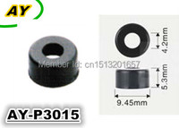 hot wholesale 200pieces good quality fuel injector pintle cap plastic parts insulation cap for toyota (AY-P3015)