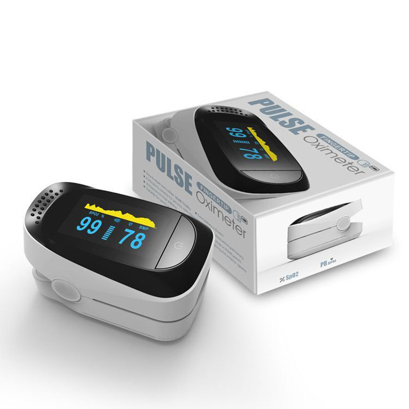 Home Uso Médico Monitor de Saturação de