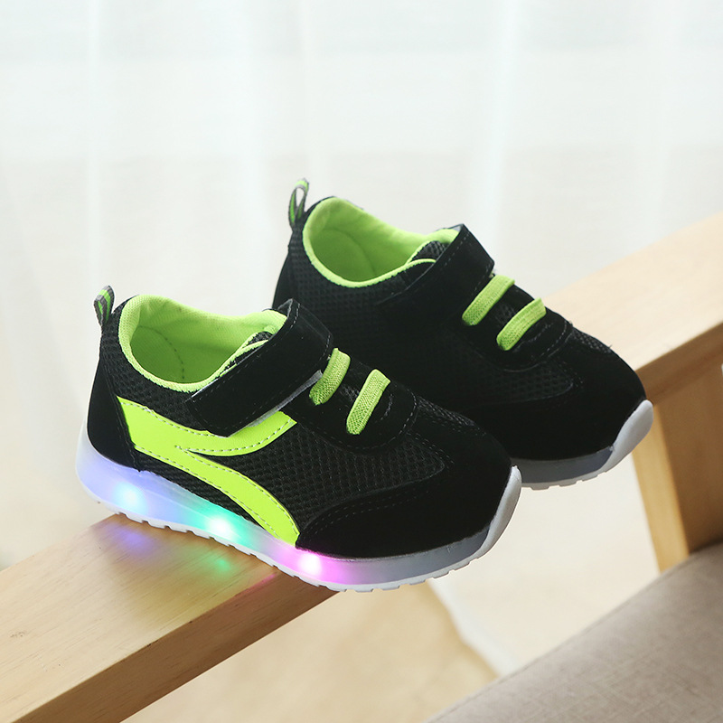 2018 New European hot sales cool baby casual shoes hot sales high quality baby sneakers cute fashion girls boys shoes