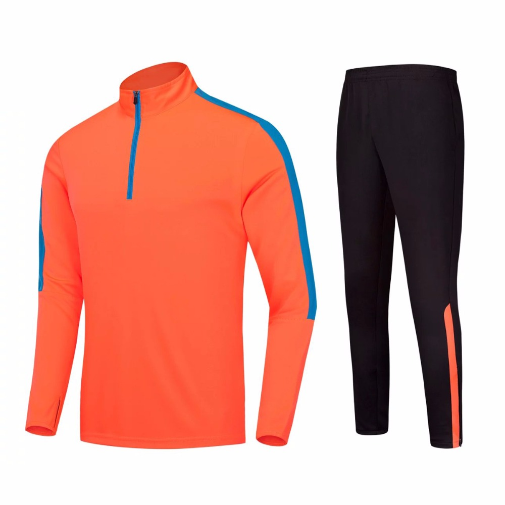 Hot Sale Limited Winter Survetement Training Football Maillot De Foot - Sportswear and Accessories - Photo 5