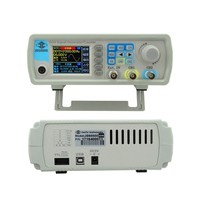 JDS6600 Series DDS Function Signal Source Digital Control Dual Channel Arbitrary Wave Function Generator