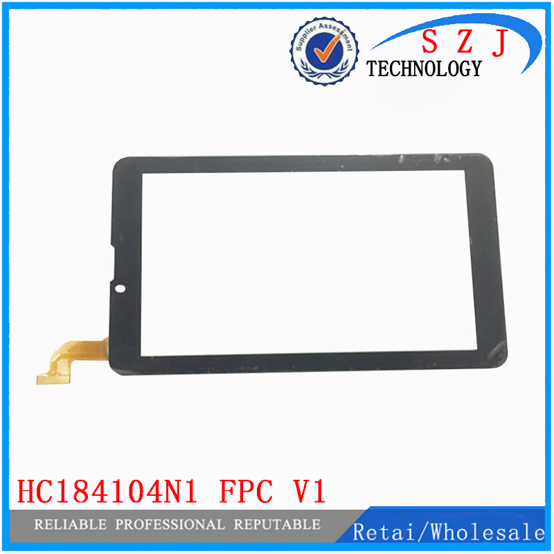 New 7'' inch Tablet PC handwriting screen hc184104n1-fpc v1 Tablet PC Touch screen digitizer panel Repair Free shipping for nomi c10102 10 1 inch touch screen tablet computer multi touch capacitive panel handwriting screen rp 400a 10 1 fpc a3