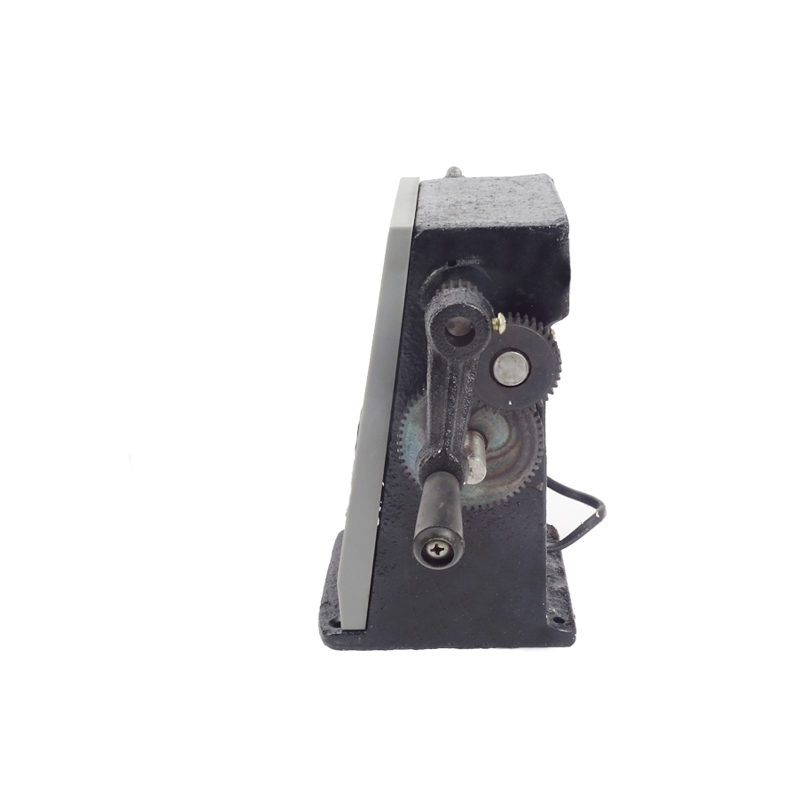Tools : Popular Coil Winder High Quality Hand Coil Winding Machine New Manual Two Speed Winder