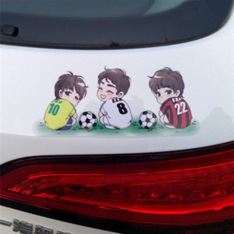 World Cup Auto soccer metal pendant For Mazda 2 3 5 6 8 CX-7 CX-9 MX-5 CX-5 CX5 Car sticker Accessories