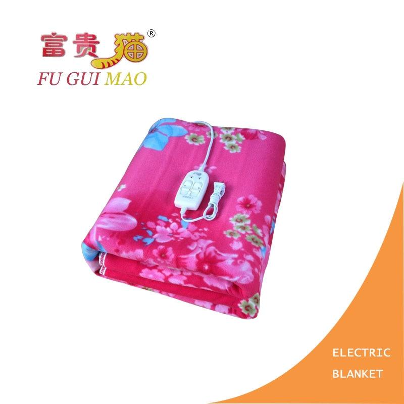 SOARIN Electric Blanket 180*200cm Electric Heating Blanket Plush