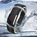 relogio masculino erkek kol saati reloj mujer   Silicone Digital LED Sports Wrist Watch Aug03 send in 2 days