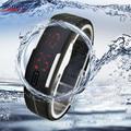 relogio masculino erkek kol saati reloj mujer   Silicone Digital LED Sports Wrist Watch Aug03 send in 2 days