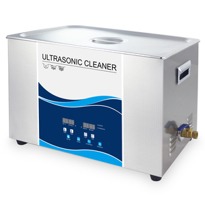 Image 2 - Ultrasonic Washer 30 Liter 600 900W optional Powerful Piezoelectric Transducer PCB board Car injector Engine Hardware Cleaner