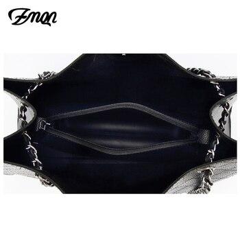 ZMQN Leather Luxury Handbags  4