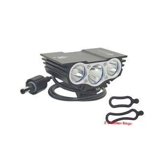 SolarStorm X3 T6 Head lights b