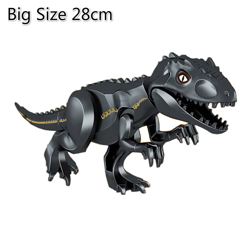 Jurassic World 2 dinosaurio bloques T. Rex Tyrannosaurus Indoraptor ...