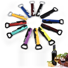 OLOEY Kitchen Bar Wine Beer Bottle Opener Multi-Function 4in1 Double Head Openers Household Knife Tools Gadgets