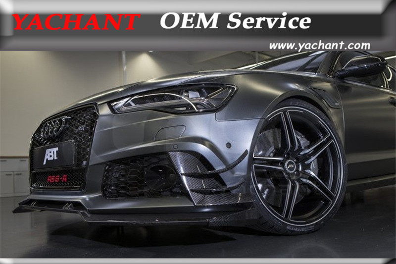 Audi A8 D3 Body Kit Aftermarket Styling Replacement Parts