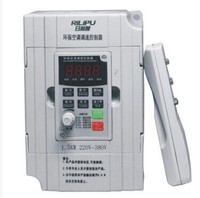 VFD RiLiPu wejście falownika pojedyncze 220 v wyjście 3 fazy 380 v przyjazne dla środowiska klimatyzator przetwornica częstotliwości kontroler w Przemienniki i przetworniki od Majsterkowanie na