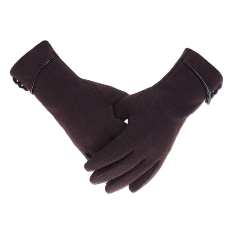 Moisture Absorbing Touch Screen for Women Gloves with Good Elastic and Windproof Property Suitable for Outdoor Cycling and Hiking in Winter 12