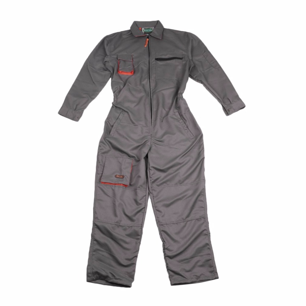 Mens Work Overalls Male Conjoined Pants Suit Labor Working Boiler Suit Safety Protective Clothing Labor Insurance Clothing