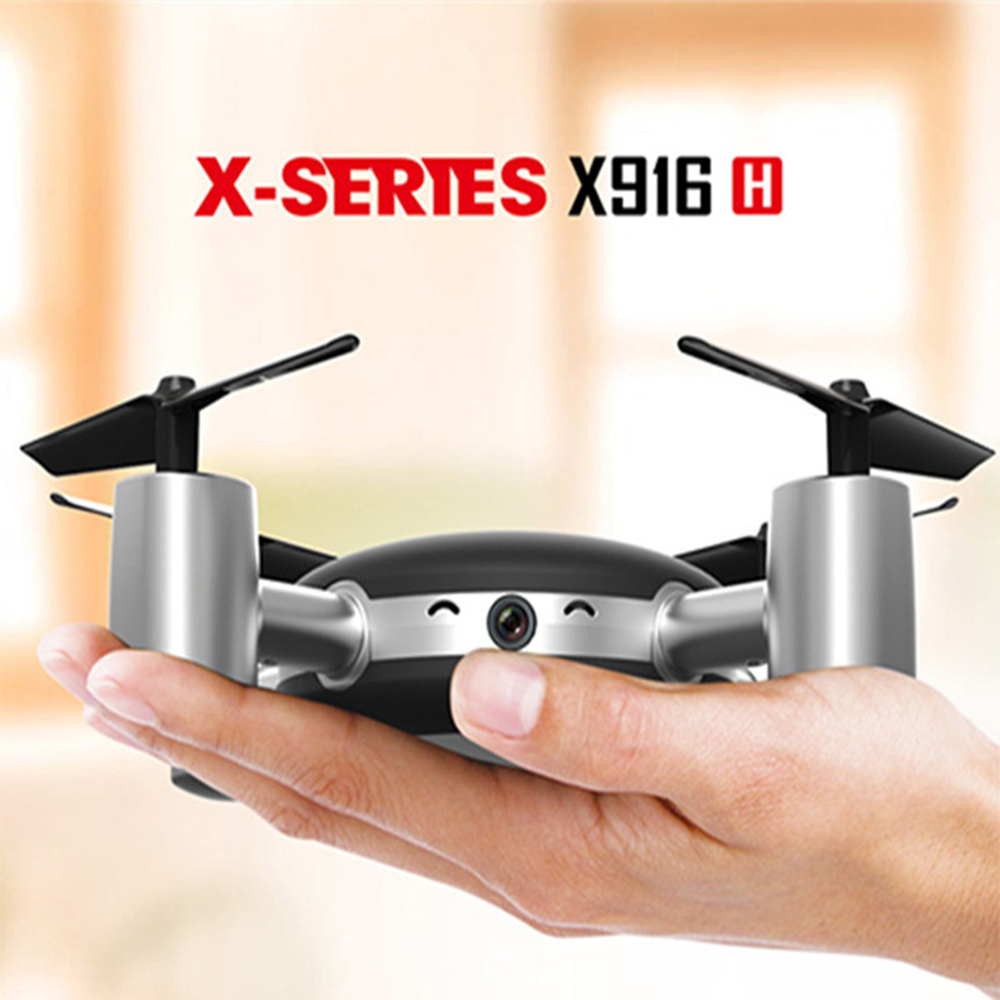 Cute Gift MJX New Version RC Quadcopter X916H 4CH 6 Axis Gyro FPV HD Camera Real-time Transport Headless Mode APP Wifi Control